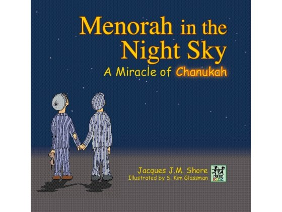 Menorah in the Night Sky, Childrens Book for Chanukah