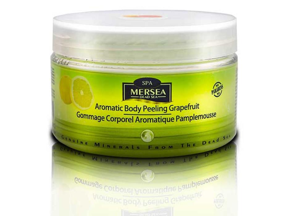 Mersea Dead Sea Aromatic Body Peeling Grapefruit