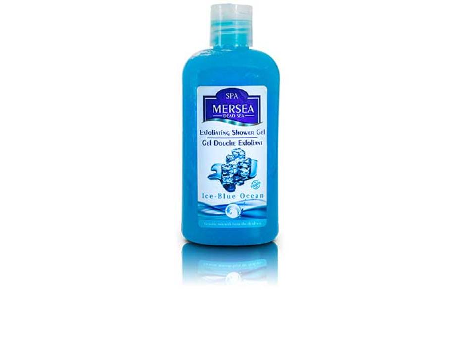 Mersea Dead Sea Dead Sea Exfoliating Shower Gel Blue Ocean