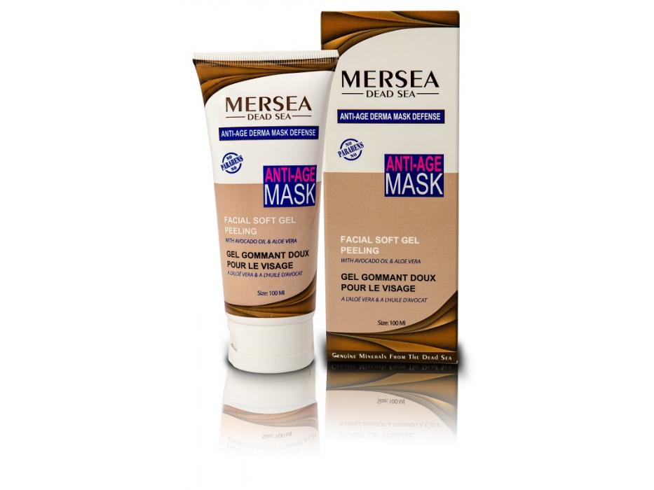 Mersea Dead Sea Facial Gel Peeling