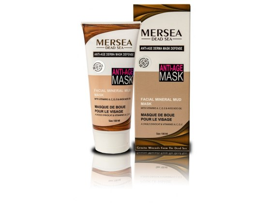 Mersea Dead Sea Facial Mineral Mud Mask