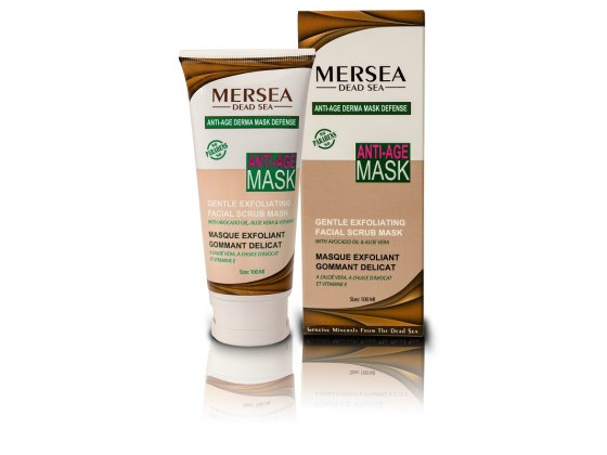 Mersea Dead Sea Facial Peeling Mask