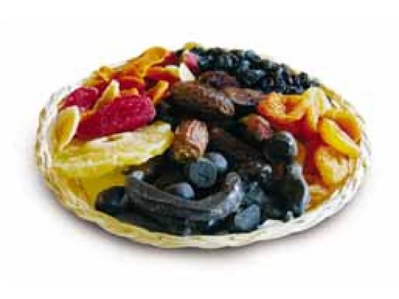 Milk & Honey Dried Fruit Basket (Israel)