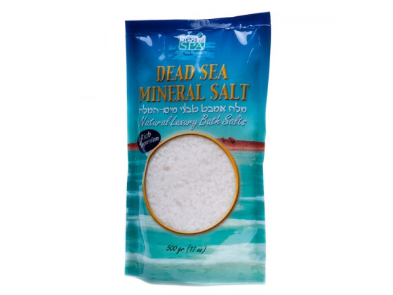 Dead Sea Mineral Bath Salt by Sea of Spa, 500 g, Various Scents