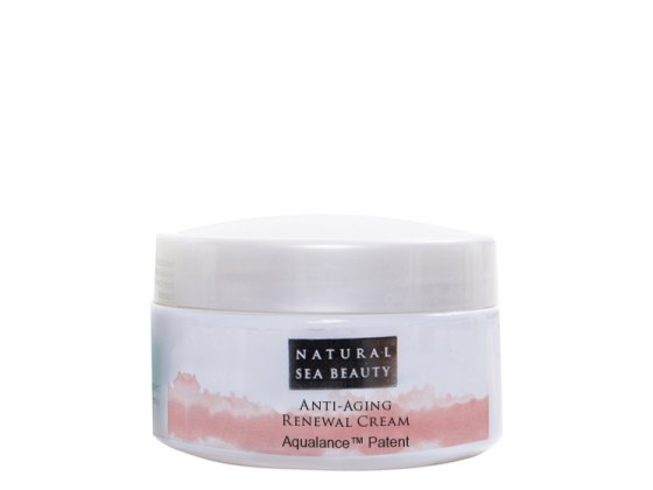 Mineral Lift Renewal Cream by Natural Sea Beauty