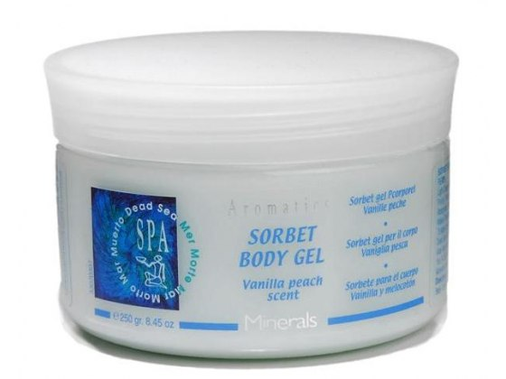 Minerals - Aromatics Line - Set of 3 Sorbet Body Gel - 3 for the price of 2