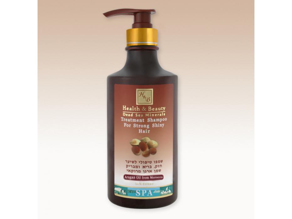 Moroccan Argan Oil Hair Shampoo
