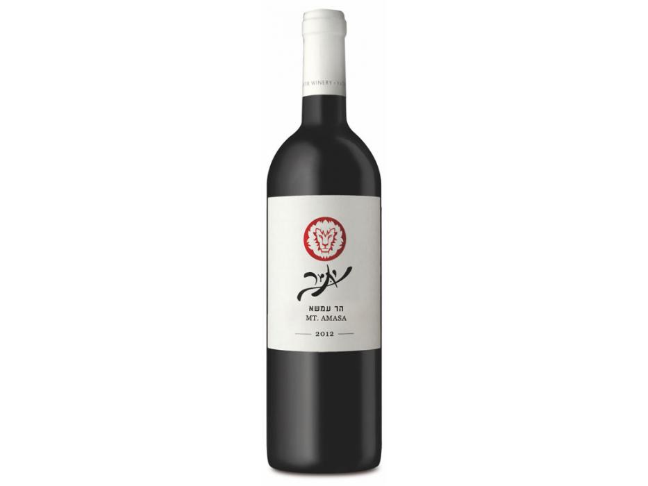 Mount Amasa Yatir Winery Israeli Wine