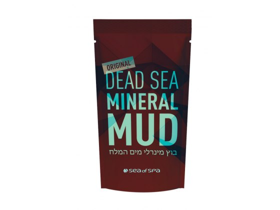 Sea of Spa Bag Contains 600 gr Dead Sea Mineral Mud