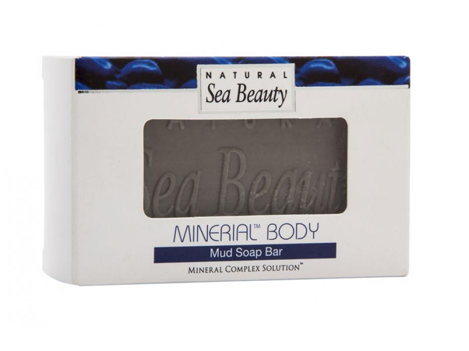 Natural Sea Beauty Body Mud Soap