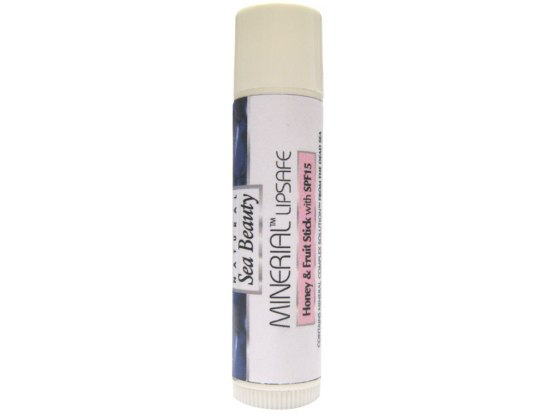Natural Sea Beauty - Mineral Honey and Fruit Lipstick SPF 15