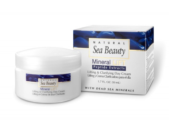 Natural Sea Beauty - Mineral LIFT Day cream