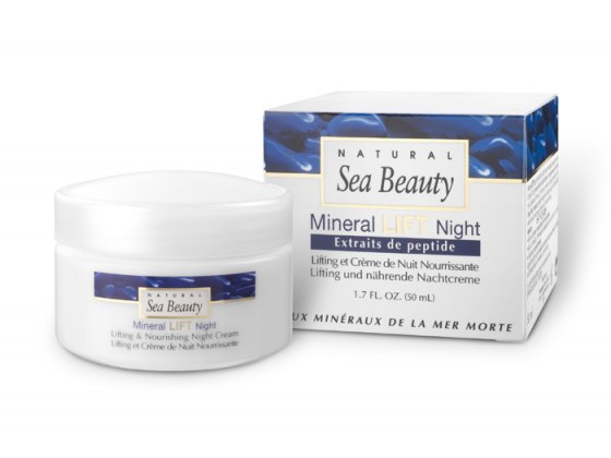 Natural Sea Beauty - Mineral LIFT Night cream