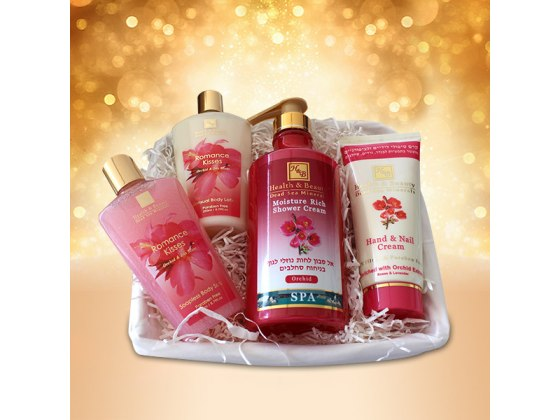 Orchid Body Care Gift Set