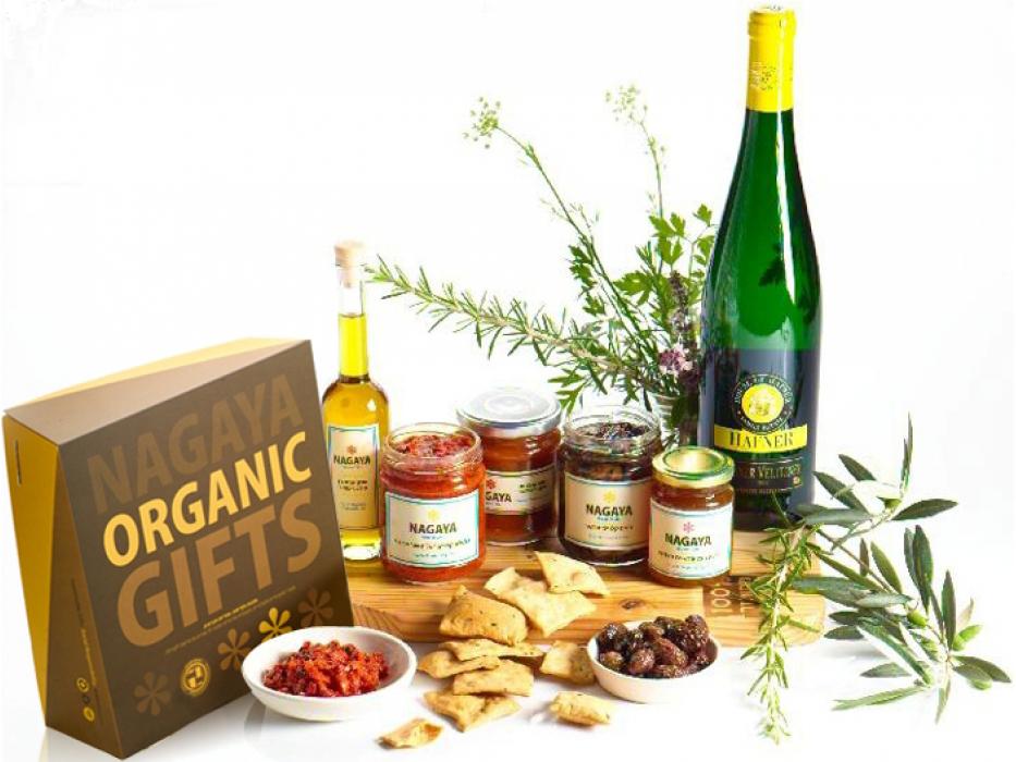 Organic Delicacies - Kosher Gift Basket
