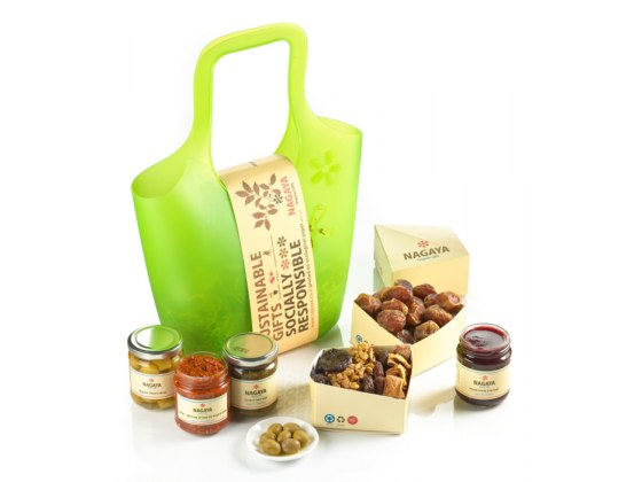 Organic Ma Nishtana Bag of Passover Treats - Kosher for Passover