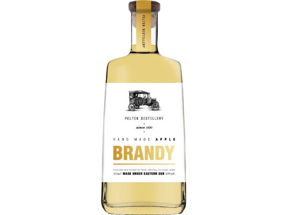 Pelter Distillery Hand Made Apple Brandy