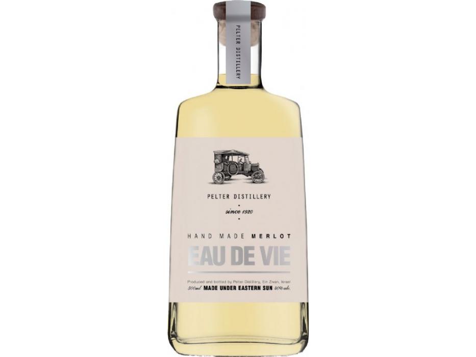 Pelter Distillery Hand Made Merlot Eau De Vie