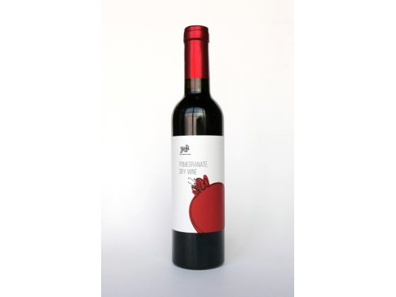 Pomegranate Red Dry Wine