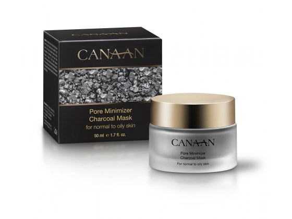 Canaan Pore Minimizer Charcoal Mask