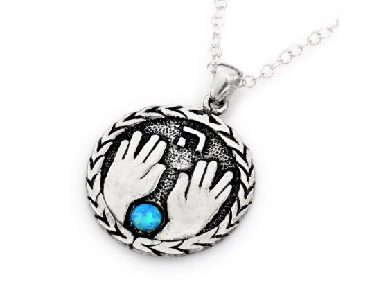 Priestly Blessings - Sterling Silver Pendant