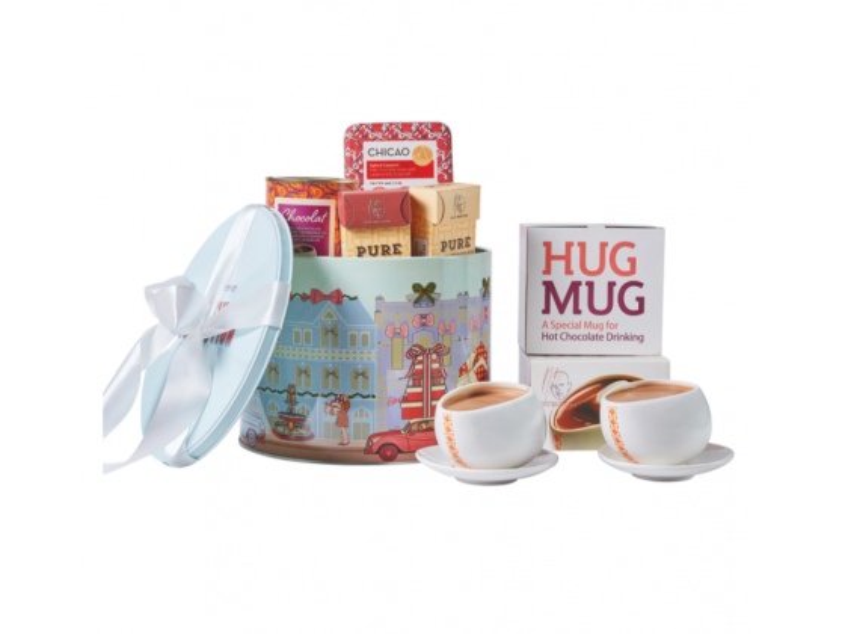 Max Brenner Hug Mug Gift Box