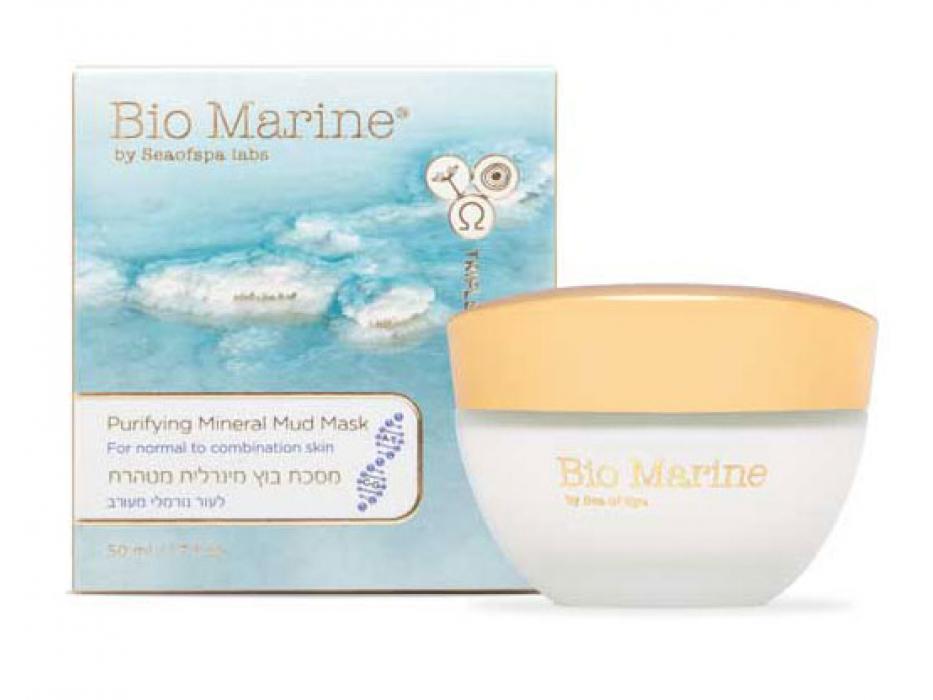 Bio Marine Purifying Dead Sea Mineral Mud Mask