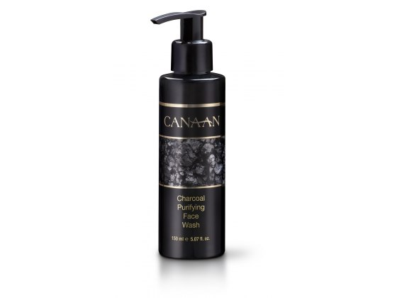 Canaan Charcoal Purifying Face Wash 150 ml / 5 oz