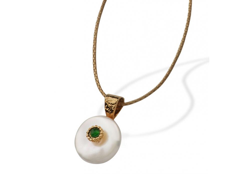 Queen Helene Pearl Necklace, Israeli Jewelry