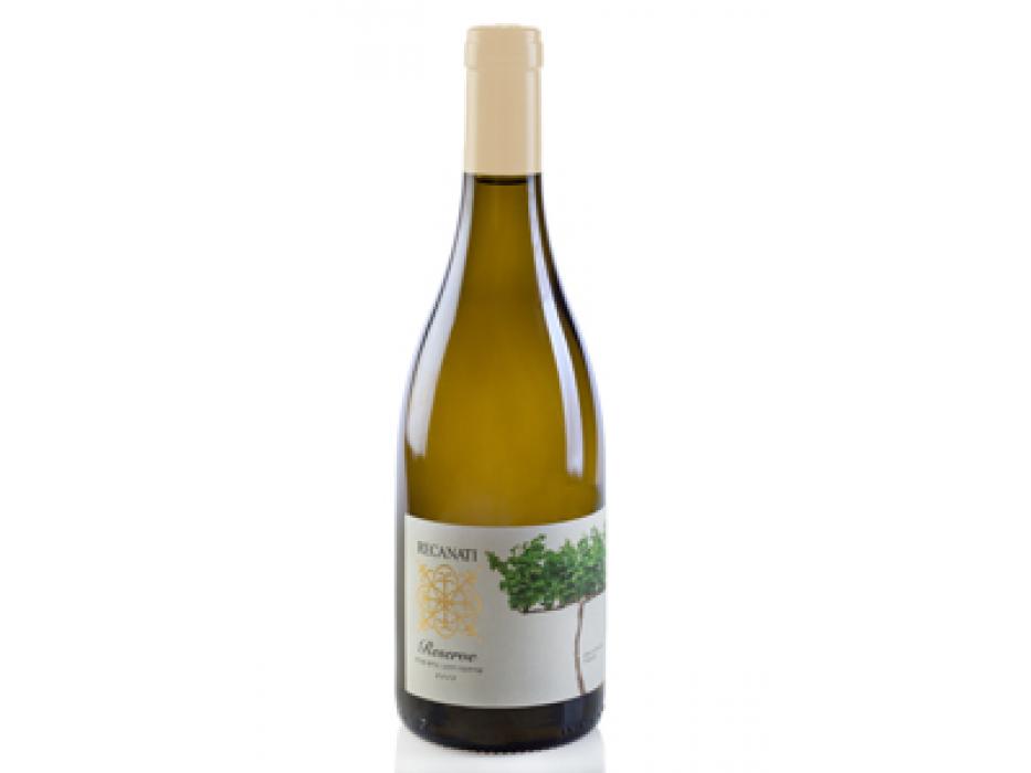Recanati Winery Chardonnay Reserve Manara Vineyard