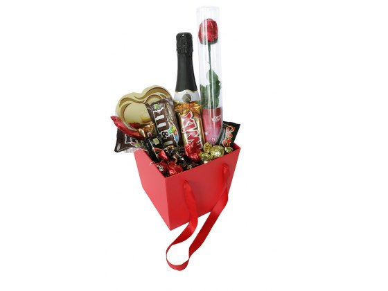 Romantic Gift Basket