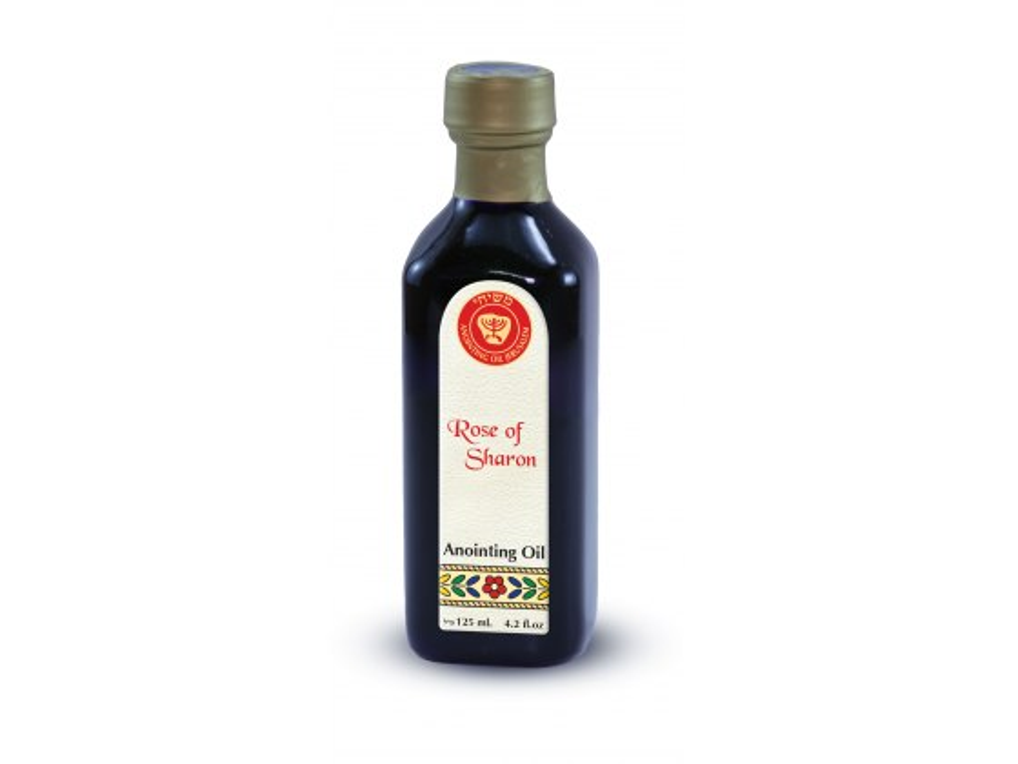 Anointing Oil Rose of Sharon Fragrance (125 ml)