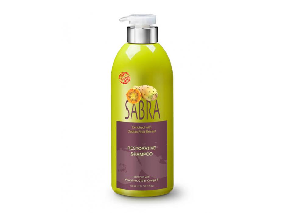 Sabra Natural Hair Shampoo