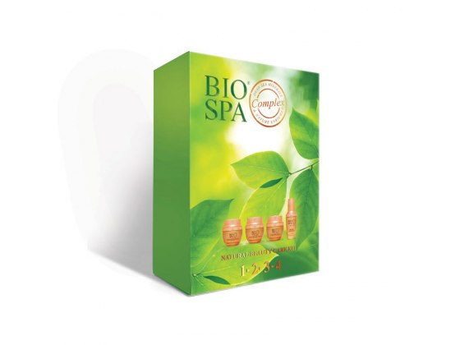 Sea of Spa Dead Sea Cosmetics Bio Spa 4 Facial Care Products Kit