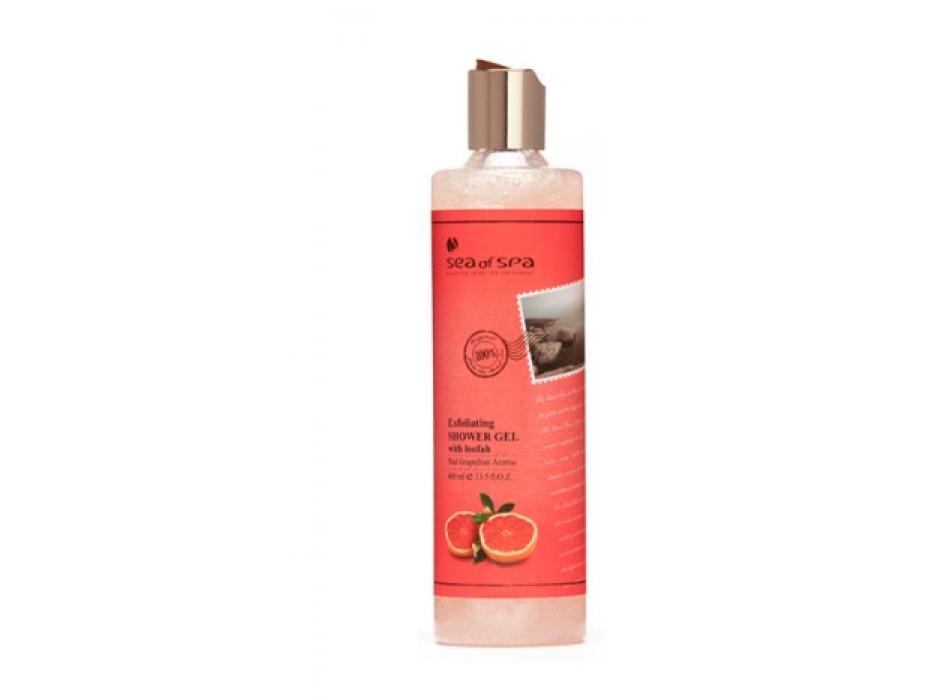 Sea of Spa Dead Sea Cosmetics Grapefruit Shower Gel