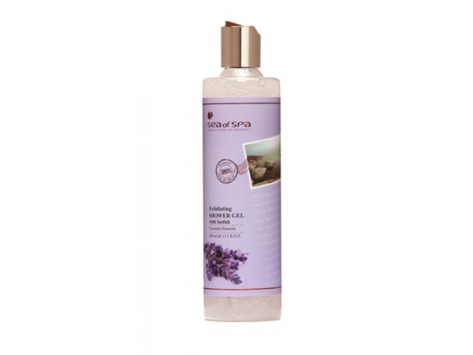 Sea of Spa Dead Sea Cosmetics Lavendar Blossom Shower Gel