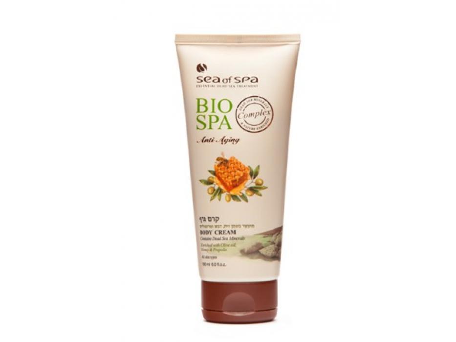 Sea of Spa Dead Sea Cosmetics Olive Oill Honey and Propolis Body Cream