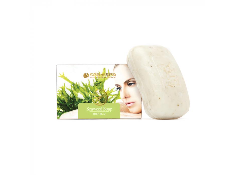Sea of Spa Seaweed Anti-Cellulite, Dead Sea Soap