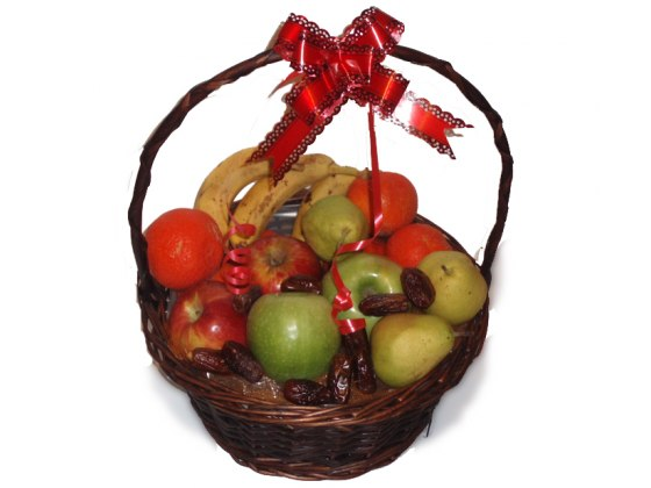 Purim Fruit Basket - Medium (Israel Only)