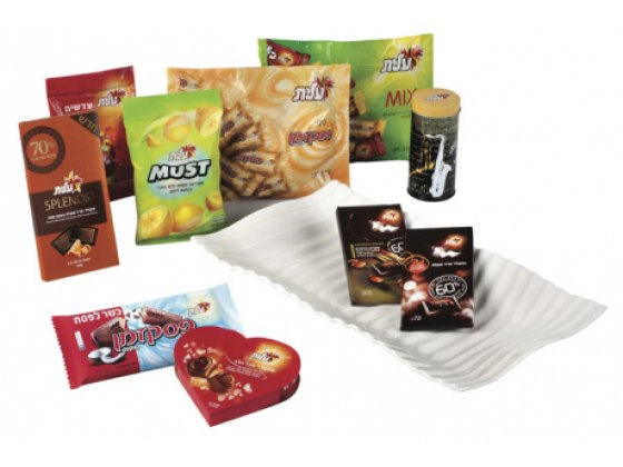 Set Table [Shulchan Aruch] Gift Package - Kosher for Passover