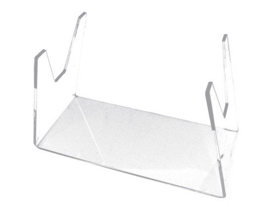 Acrylic shofar stand