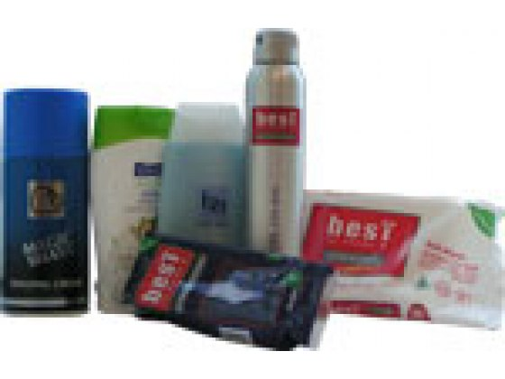 Soldier on the Front - Set of 5 Personal Hygiene Packs (FREE Delivery).