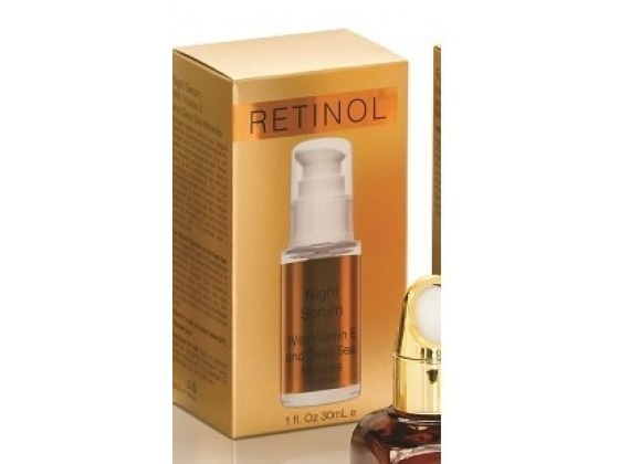Spa Cosmetics Retinol Night Serum