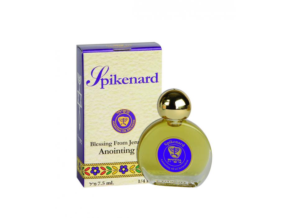 Anointing Oil Queen Spikenard (7.5 ml)