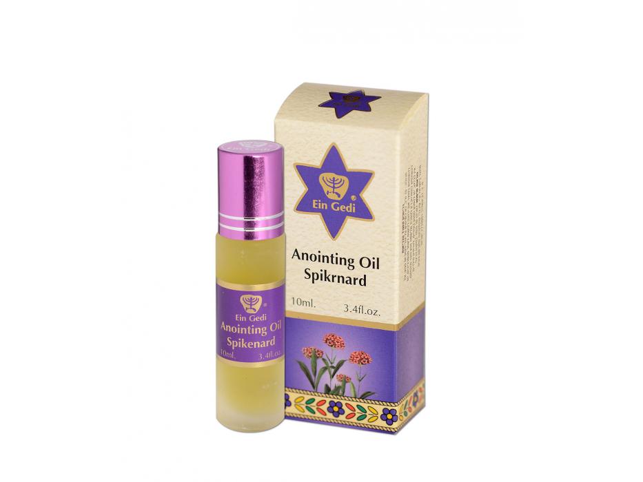 Roll-On Anointing Oil Spikenard (10 ml)