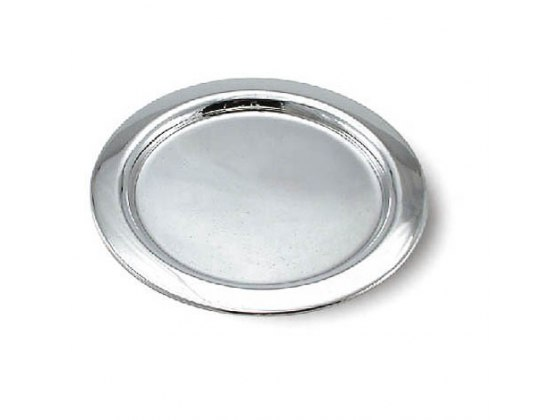 Sterling Silver Classic Saucer