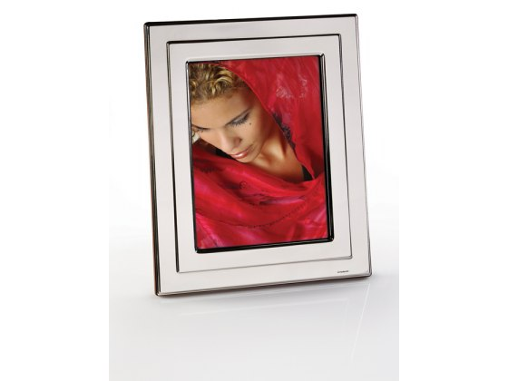 Sterling Silver Picture Frame - Large Style #819