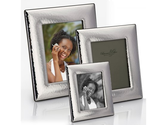 Sterling Silver Picture Frame - Set of 3 Style #701