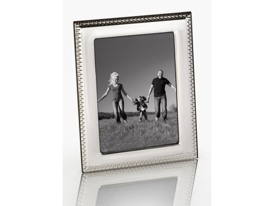 Sterling Silver Picture Frame - Small - Wallet Style #811