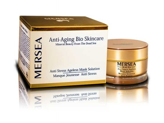 Anti Stress Ageless Mask Solution with Dead Sea Minerals